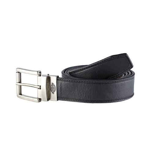Buy Dickies BE103 Ruston Reversible Leather Belt (Black/Brown) at Toolstop