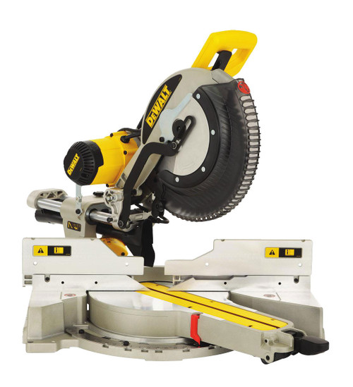 Dewalt DWS780 Compound Slide Mitre Saw with XPS 305mm 110V - 4