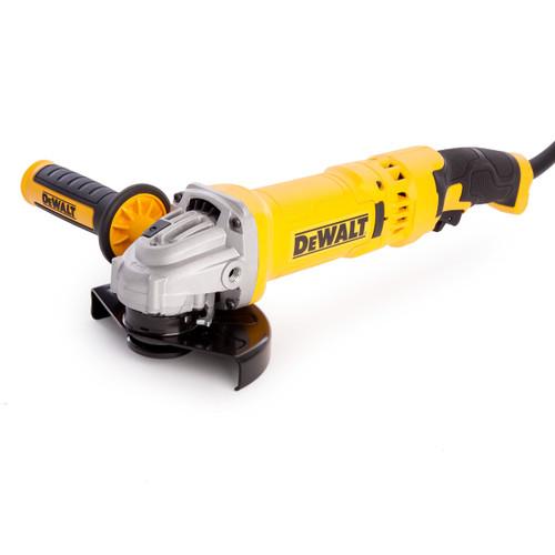 Dewalt DWE4277 Angle Grinder 1500W 125mm / 5 Inch 240V - 5