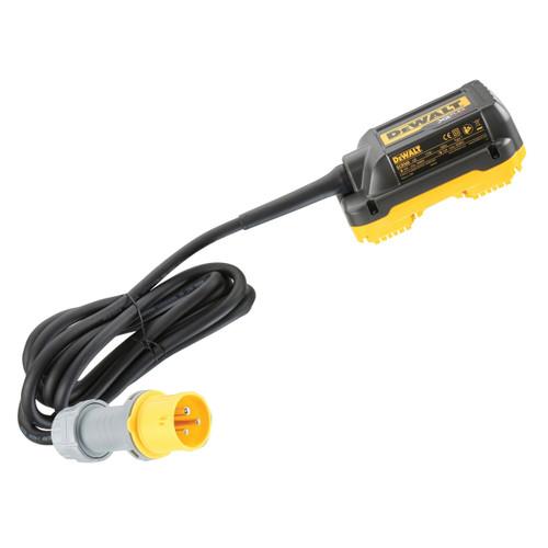 Buy Dewalt DCB500 Mains Adapter for 2 x 54V Mitre Saw (DHS780) 110V at Toolstop
