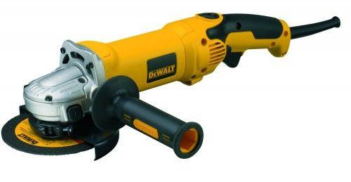 """Buy Dewalt D28065 5"""" - 125mm High Performance Grinder with Trigger Grip 240V at Toolstop"""