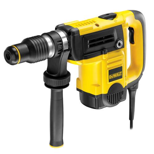 Buy Dewalt D25820KIT 5kg SDS Max Chipping Hammer With 3 Chisels 110V at Toolstop