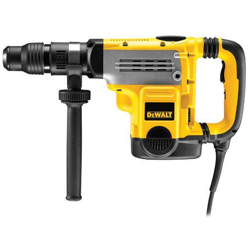 Buy Dewalt D25762K 52mm SDS-Max Combination Hammer - 110V at Toolstop