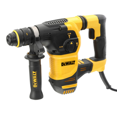 Dewalt D25334K 30mm Brushless SDS+ Rotary Hammer Drill with Quick Change Chuck 240V - 1