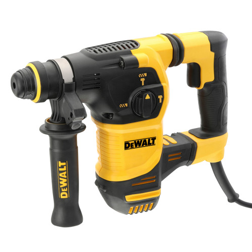 Dewalt D25333K 30mm Brushless SDS+ Rotary Hammer Drill 240V - 3