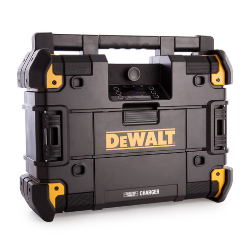 Dewalt DWST1-81079 TSTAK Connect Radio and Charger 6 Speakers 45 Watts - 13
