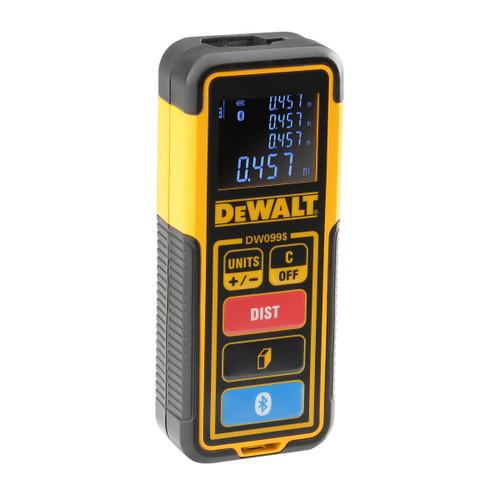 Dewalt DW099S Bluetooth Line Distance Measure 30 Metres - 2