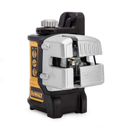 Dewalt DW089K 3 Way Self-Levelling Ultra Bright Multi Line Laser (Horizontal, Vertical and Side Lines) 1