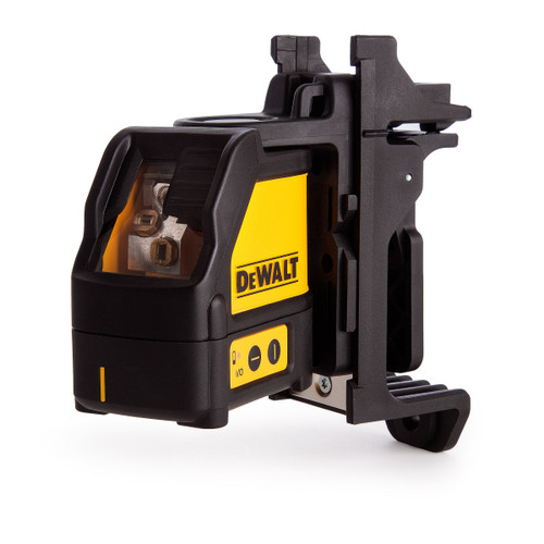 Dewalt DW088K 2 Way Self-Levelling Ultra Bright Cross Line Laser - 7