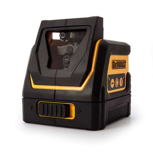 Dewalt DW0811 Cross Line Laser Self Levelling 360 Degree - 8