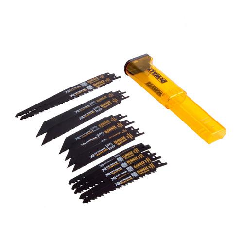 Dewalt DT99550 XR Flex Volt 13 Piece Reciprocating Saw Blade Set - 4