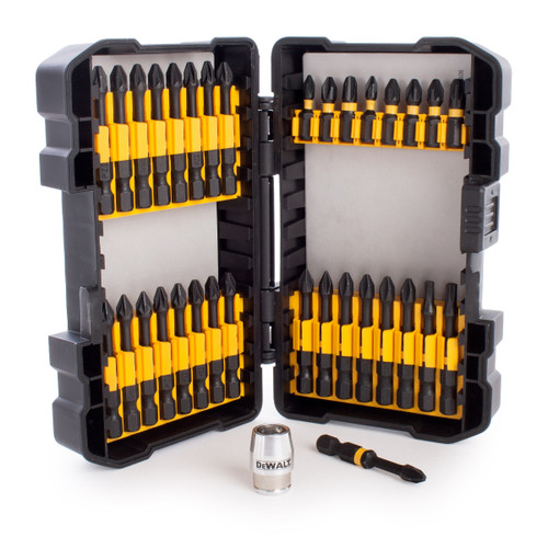 Dewalt DT70545T Extreme Impact Torsion Screwdriver Bit Set (34 Piece) - 5