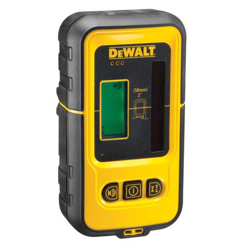 Dewalt DE0892 Digital Laser Detector Red with 50m Range - 1