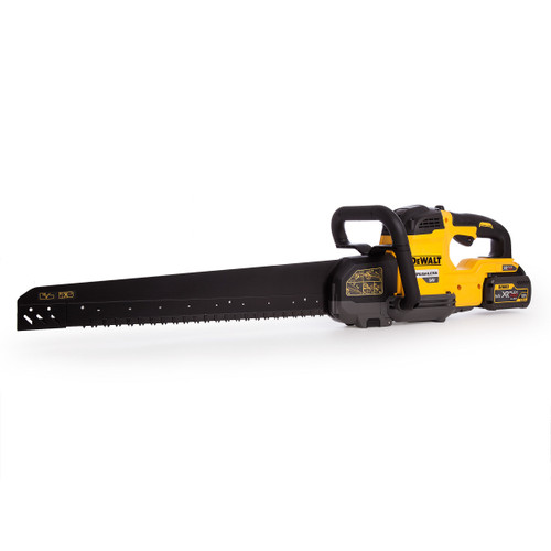 Dewalt DCS397T2 54V XR Flexvolt Long Bar Alligator Saw 425mm (2 x 6.0Ah Batteries) - 9