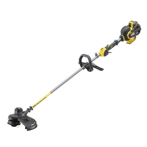 Buy Dewalt DCM5713X1 54 XR Flexvolt Split Shaft String Trimmer (1 x 9.0Ah Battery) for GBP282.5 at Toolstop
