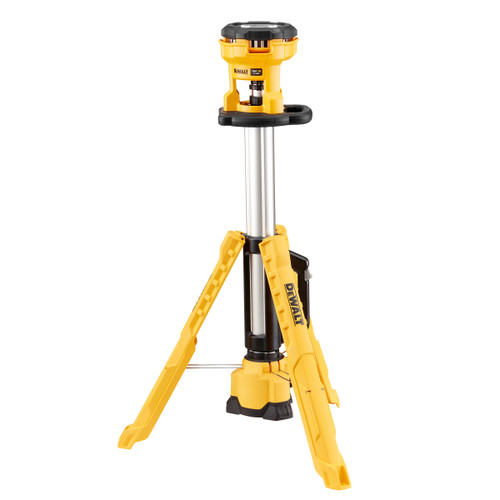 Dewalt DCL079 18V XR LED Tripod Light (Body Only) - 4