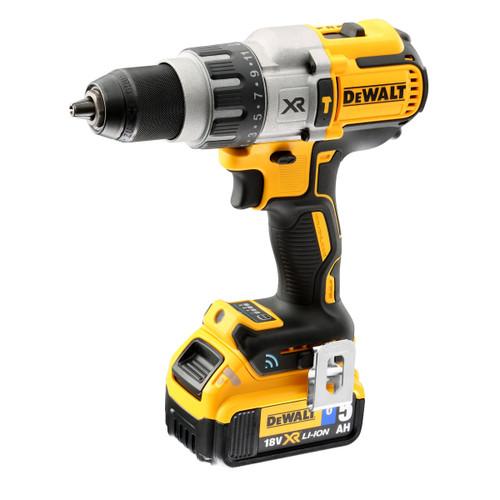 Dewalt DCD997P2B 18V XR Brushless Tool Connect Premium Combi Drill Driver (2 x 5.0Ah Batteries) - 5