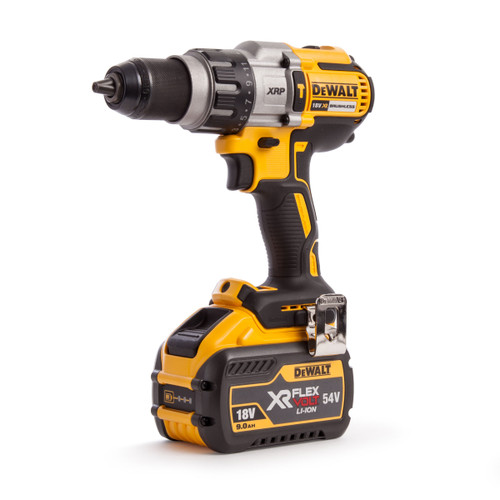 Dewalt DCD996X1 18V XR 3-Speed Brushless Combi Drill (1 x FLEXVOLT 9.0Ah Battery) - 3