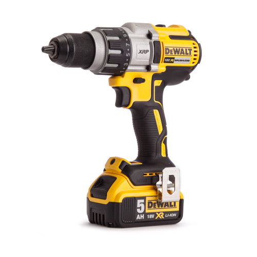 Dewalt DCD991P2 18V XR 3-Speed Brushless Drill Driver (2 x 5.0Ah Batteries) - 4