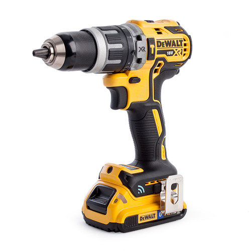 Dewalt DCD797D2B 18V XR Brushless Tool Connect Compact Combi Drill Driver (2 x 2.0Ah Batteries) - 4
