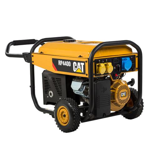Caterpillar RP4400 industrial Petrol Generator - 3