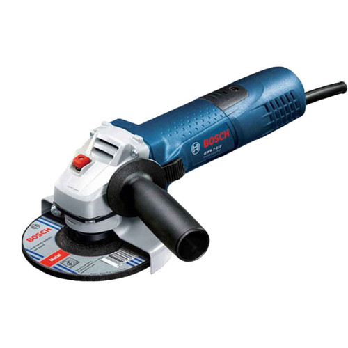 "Bosch GWS9-115 - 4 1/2"" 115mm Angle Grinder with Slim Grip 900W 110V - 5"