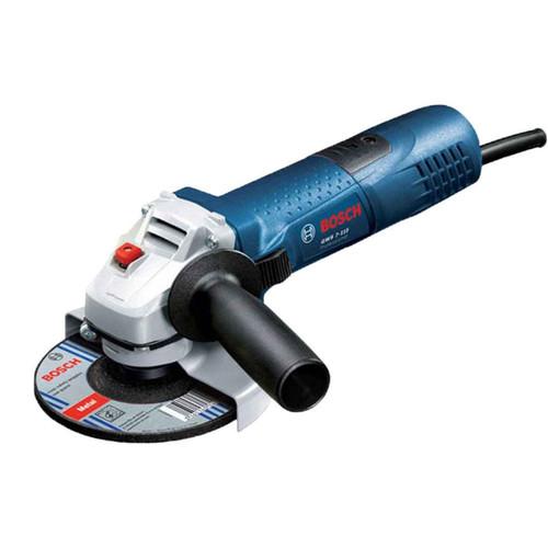 """Bosch GWS9-115 - 4 1/2"""" 115mm Angle Grinder with Slim Grip 900W 110V - 5"""