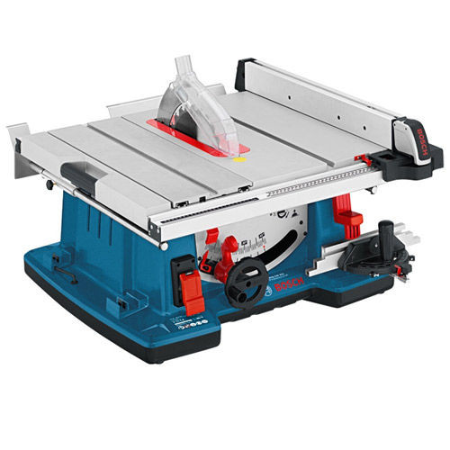 "Bosch GTS10XC 10"" Table Saw with Sliding Carriage 240V  - 4"