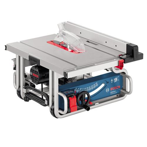 """Bosch GTS10J 10"""" Table Saw 110V  - 5"""