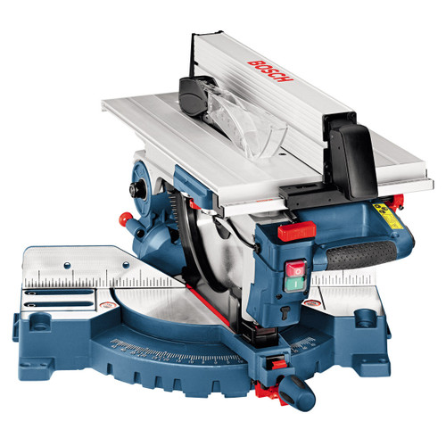 Bosch GTM12 Combination Mitre/Table Saw 110V - 5
