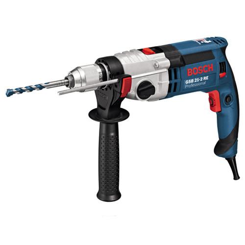 Bosch GSB21-2RE 1100W Impact Drill 110V - 6