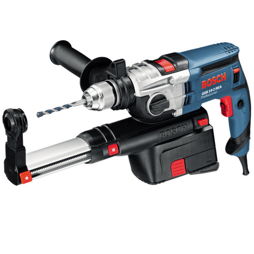 Bosch GSB19-2REA 900W Impact Drill with Dust Extraction 110V - 4