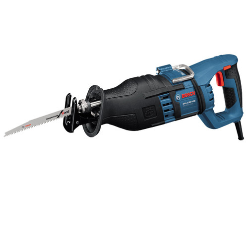 Bosch GSA 1300 PCE 1300W Sabre (reciprocating) Saw with AVH 240V - 4