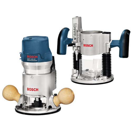 Bosch GMF1400CE Multifunction Router 240V 1/4 and 1/2in - 6