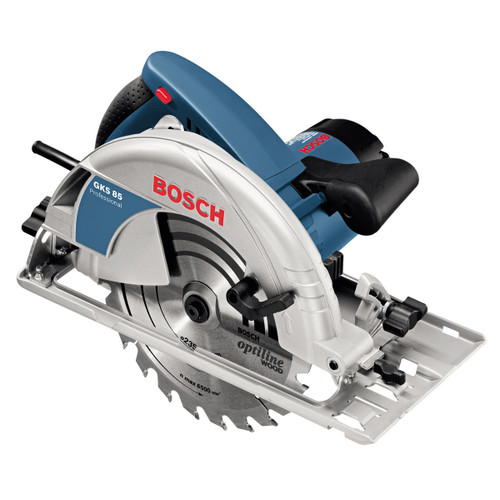 Bosch GKS85 9inch/225mm Hand Held Circular Saw 240V - 5
