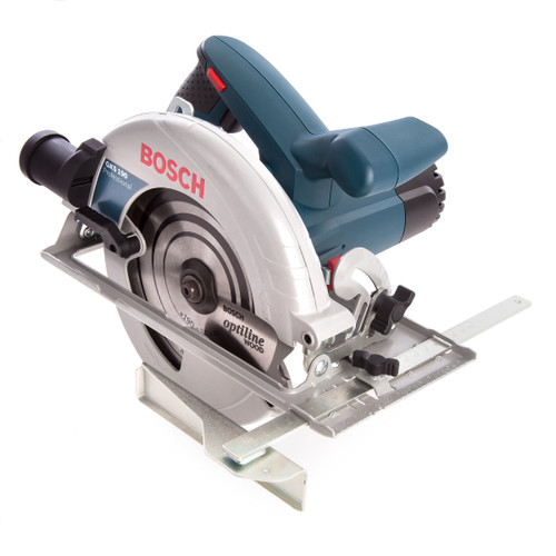 Bosch GKS190 Hand Held Circular Saw 190mm 110V - 8