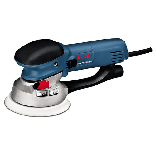 Bosch GEX150 Turbo Random Orbit Sander 240V - 6