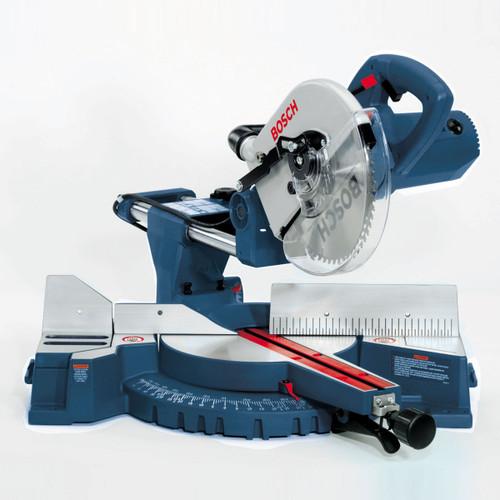 Bosch GCM10S Compound Sliding Mitre Saw 254mm 110V - 5