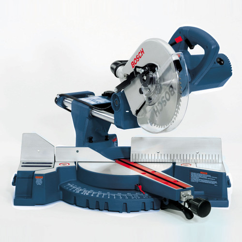 Bosch GCM10S Compound Sliding Mitre Saw 240V - 5