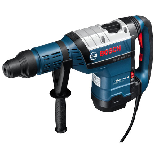 Bosch GBH8-45DV (EIGHT) SDS Max Combi Hammer with Vibration Control 8Kg 240V - 7