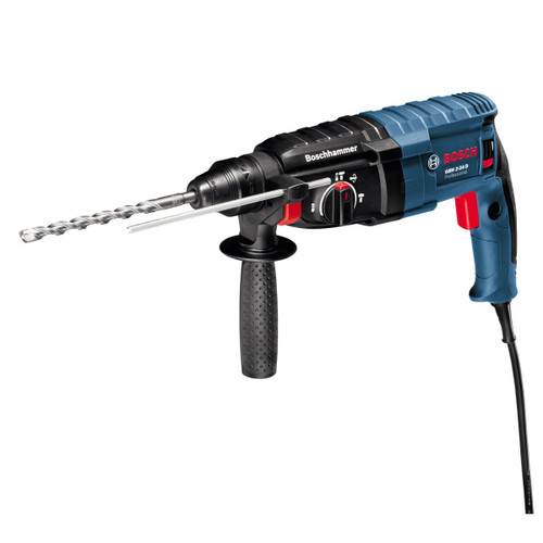 Bosch GBH2-24D 24mm SDS+ 3 Function Hammer 2kg 110V - 4