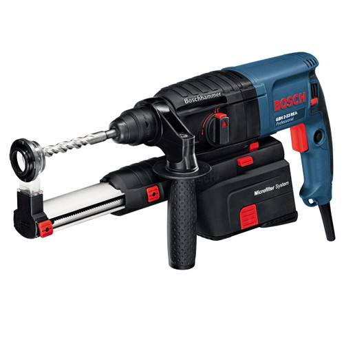 Bosch GBH2-23REA Dust Extraction Hammer with SDS-plus 240V - 6