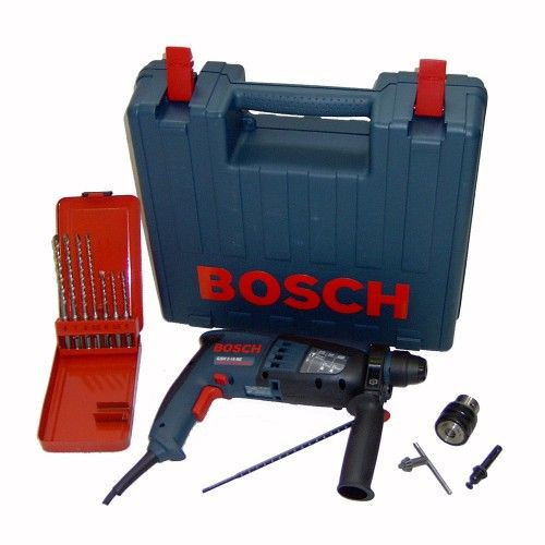 Buy Bosch GBH2 18RE 18mm SDS+ Drilling Machine with SDS Adapter & Chuck + 7 Piece SDS Drill Bit Set 110V at Toolstop