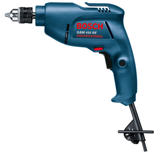Bosch GBM450RE 1 Speed Rotary Drill 110V - 3