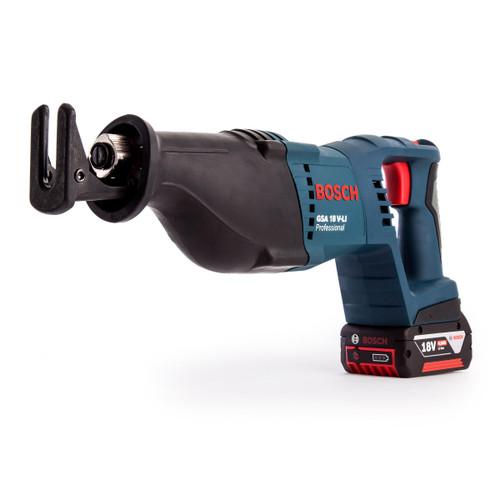 Bosch GSA18V-LI 18V Cordless Reciprocating Saw (2 x 4.0Ah Batteries) - 4
