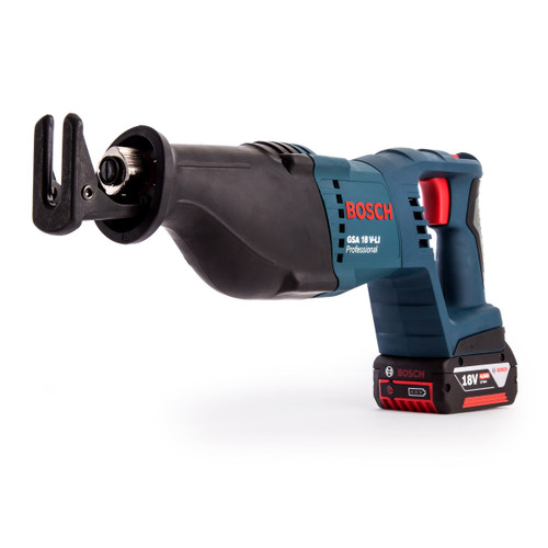 Bosch GSA18V-LI 18V Cordless Reciprocating Saw (1 x 4.0Ah Battery) - 4