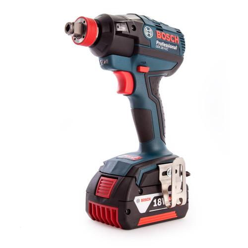 Bosch GDX18 V-EC 18V Cordless Impact Wrench/Driver (1 x 4.0Ah Battery) - 4