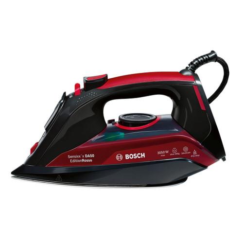 Bosch TDA5070GB Steam Iron Red/Black - 3