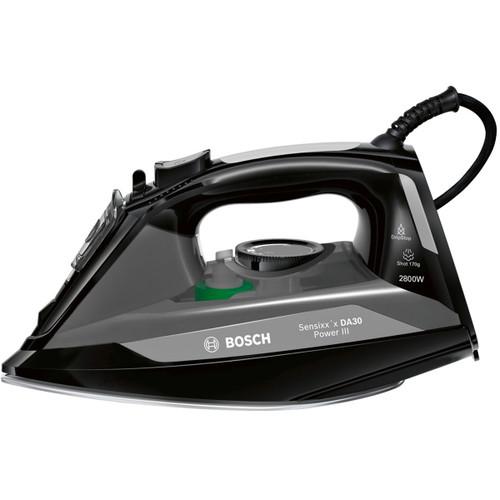 Bosch TDA3020GB Steam Iron Sensixx'x DA30 Power III Black / Grey 2800W - 4