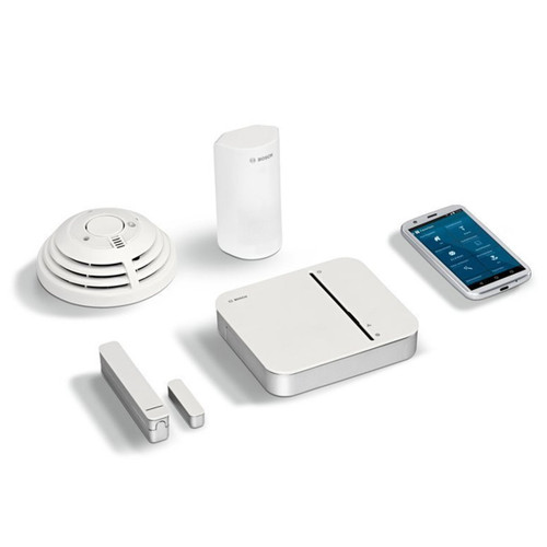 Buy Bosch Smart Home Security Starter Kit 8750000282 at Toolstop